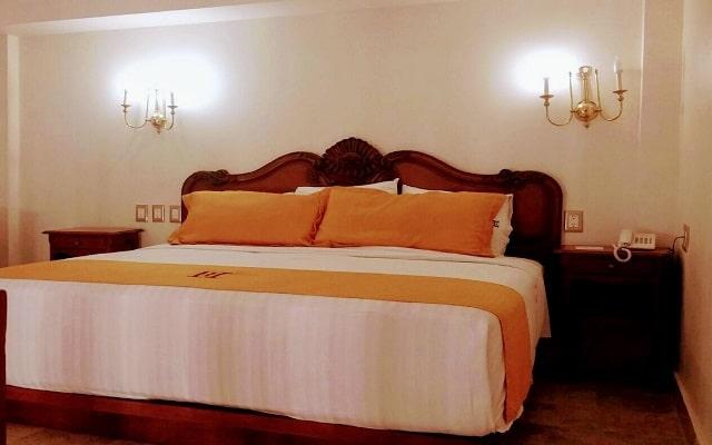 Hotel Imperial Veracruz, confort en cada sitio