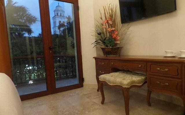 Hotel Imperial Veracruz, espacios de diseño