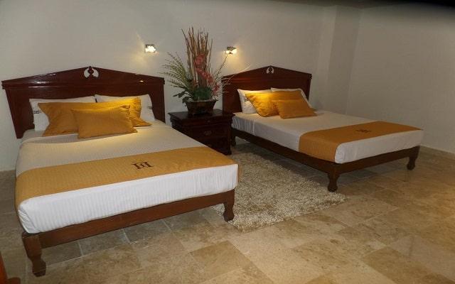 Hotel Imperial Veracruz, acogedoras habitaciones