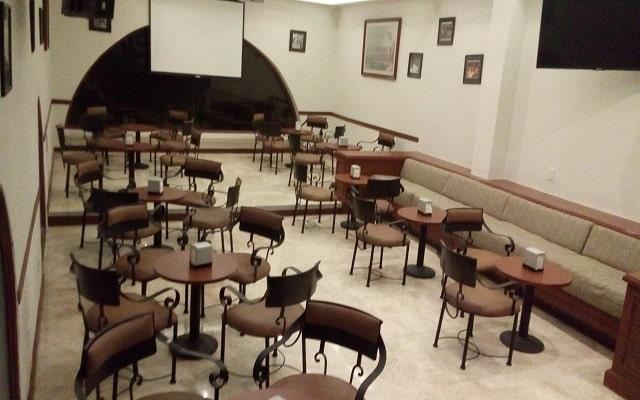 Hotel Imperial Veracruz, ambientes agradables
