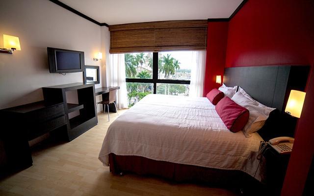 Hotel Inglaterra, habitaciones bien equipadas