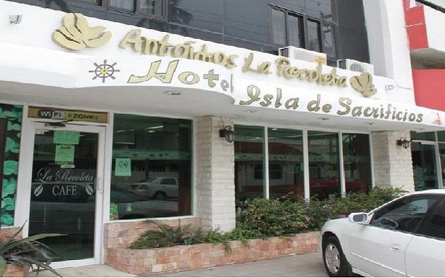 Hotel Isla de Sacrificios en Veracruz Puerto