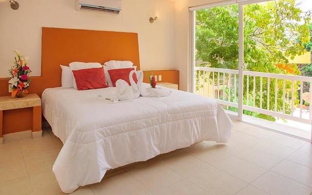 Hotel Ixzi Plus, habitaciones con todas las amenidades
