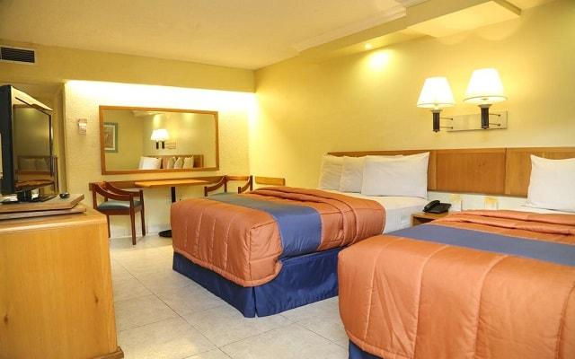 Hotel Jaragua, amplias y luminosas habitaciones