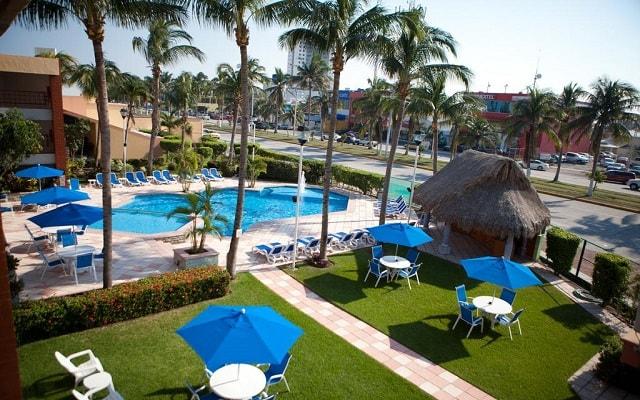 Hotel Jaragua en Boca del Río