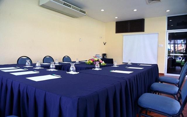Hotel Jaragua, sala de juntas