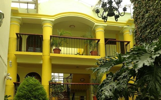 Hotel Jardines del Carmen, cómodas instalaciones