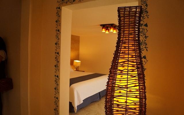 Hotel Jardines del Centro, habitaciones con todas las amenidades