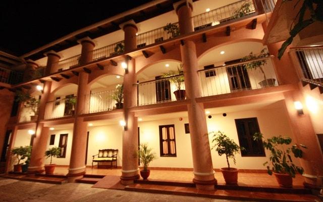 Hotel Jardines del Centro en San Cristóbal