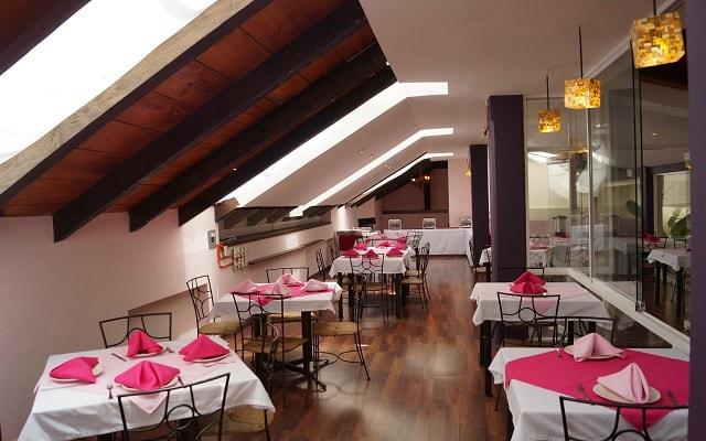 Hotel Jardines del Centro, buena propuesta gastronómica