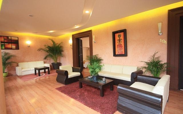 Hotel Jardines del Centro, descansa en ambientes agradables
