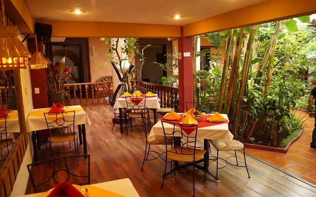 Hotel Jardines del Centro, cómodas instalaciones