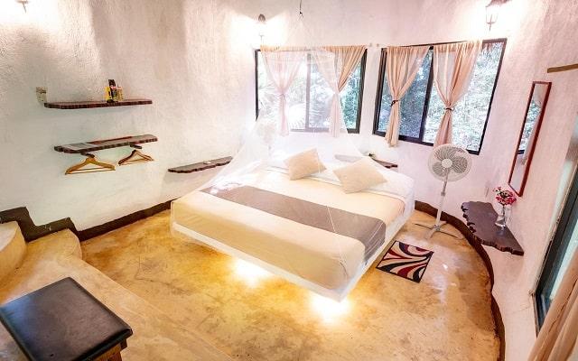 Hotel Jolie Jungle, confort en cada sitio