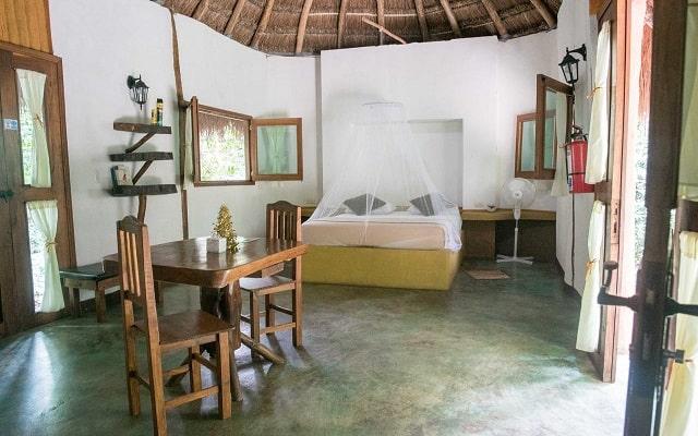 Hotel Jolie Jungle, habitaciones bien equipadas