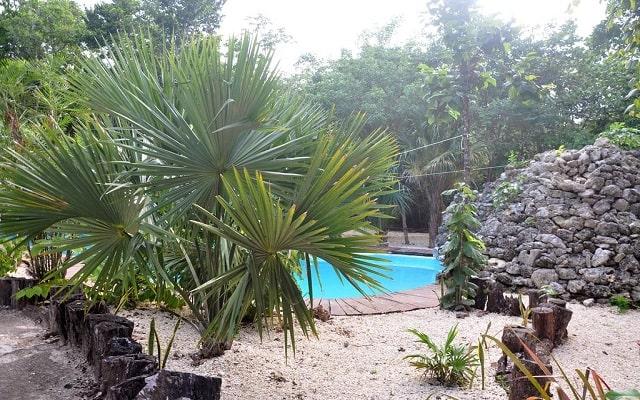 Hotel Jolie Jungle en Puerto Morelos