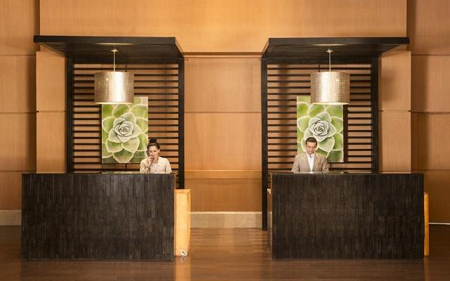 Hotel JW Marriott Cancún Resort and Spa, atención personalizada desde el inicio de tu estancia