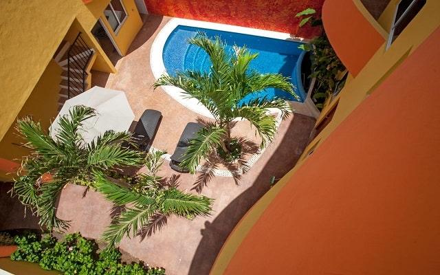 Hotel Kaam Accommodations en Puerto Morelos