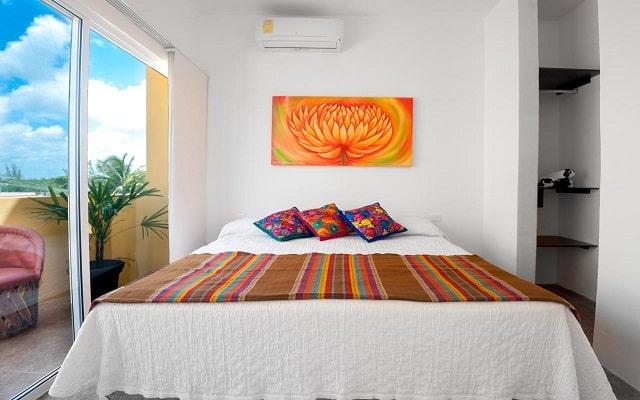 Hotel Kaam Accommodations, luminosas habitaciones