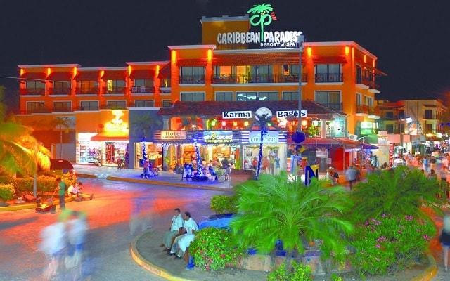 Hotel Koox Caribbean Paradise en Playa del Carmen