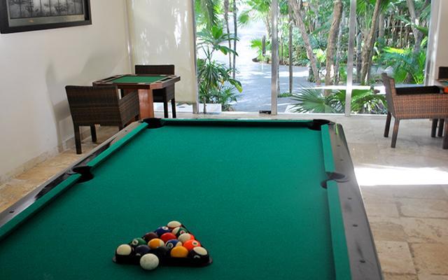 Hotel Kore Tulum Retreat and Spa Resort, salón de juegos