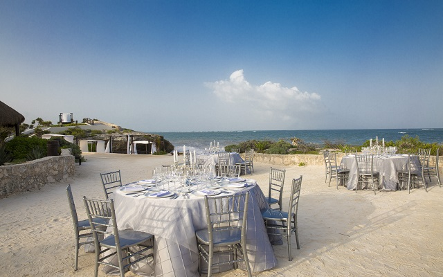 Hotel Kore Tulum Retreat and Spa Resort, espacios acondicionados para tu celebración