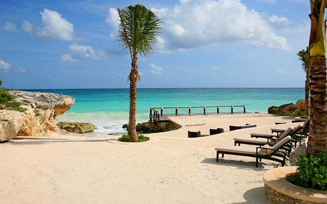 Hotel Kore Tulum Retreat and Spa Resort, amenidades en la playa para tu confort