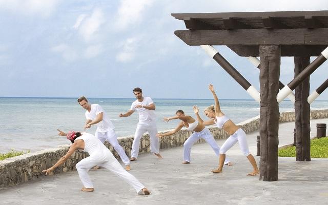Hotel Kore Tulum Retreat and Spa Resort, disfruta una clase de capoeira