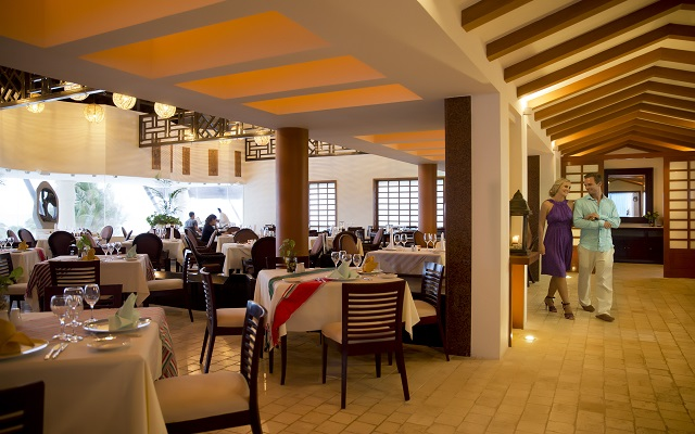 Hotel Kore Tulum Retreat and Spa Resort, Restaurante Shangri-la