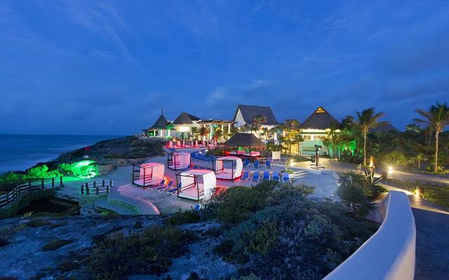 Hotel Kore Tulum Retreat and Spa Resort, hermosa vista nocturna