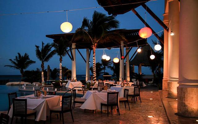 Hotel Kore Tulum Retreat and Spa Resort, tu cena en un ambiente fascinante