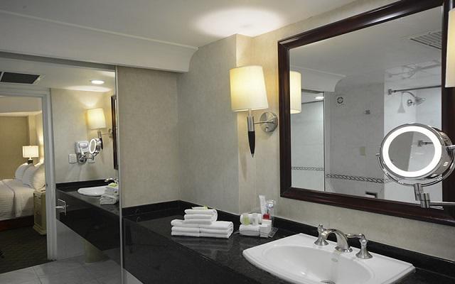 Hotel Krystal Pachuca, amenidades especiales