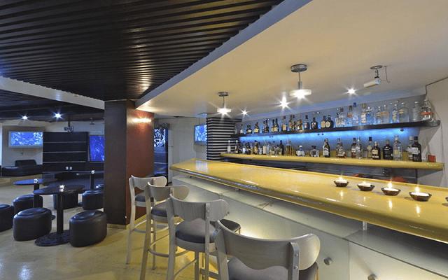 Hotel Krystal Pachuca, El Bar, ideal para unas bebidas y snacks