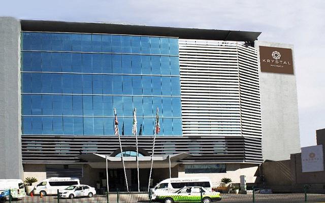 Hotel Krystal Pachuca