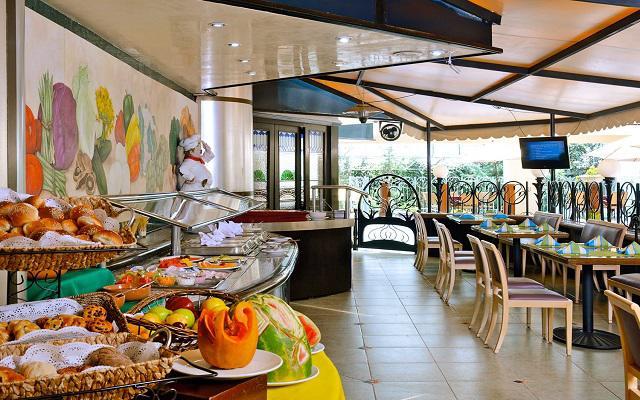 Hotel Krystal Pachuca, La Terraza, restaurante