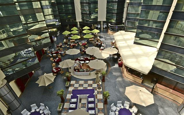 Hotel Krystal Pachuca, agradables espacios para disfrutar