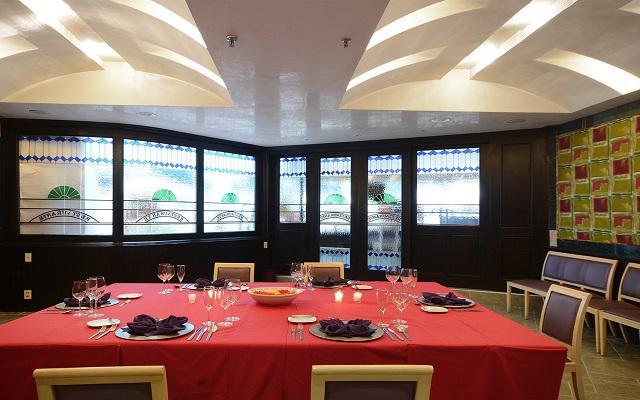 Hotel Krystal Pachuca, agradable espacio para disfrutar tus alimentos