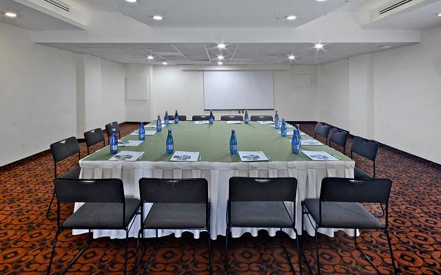 Hotel Krystal Pachuca, sala de juntas