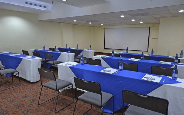 Hotel Krystal Pachuca, salón para conferencias