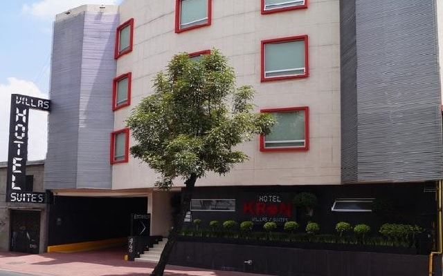 Hotel Kron en Insurgentes Sur