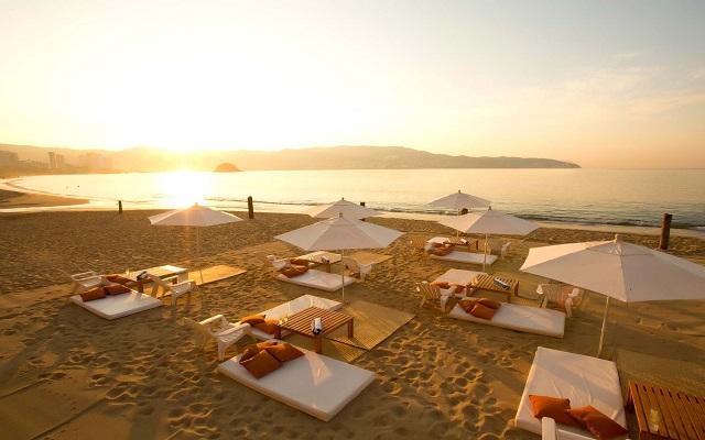 Hotel Krystal Beach Acapulco, amenidades para que disfrutes en cada sitio