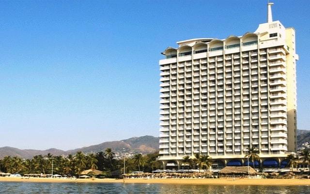 Hotel Krystal Beach Acapulco en Zona Dorada