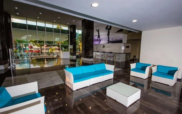 Hotel Krystal Beach Acapulco, lobby