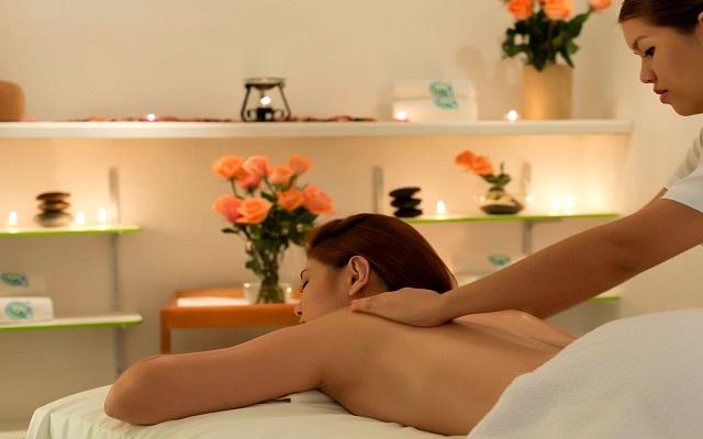 Hotel Krystal Beach Acapulco, permite que te consientan el el spa