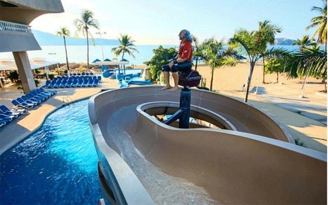 Hotel Krystal Beach Acapulco, propuestas divertidas para los niños