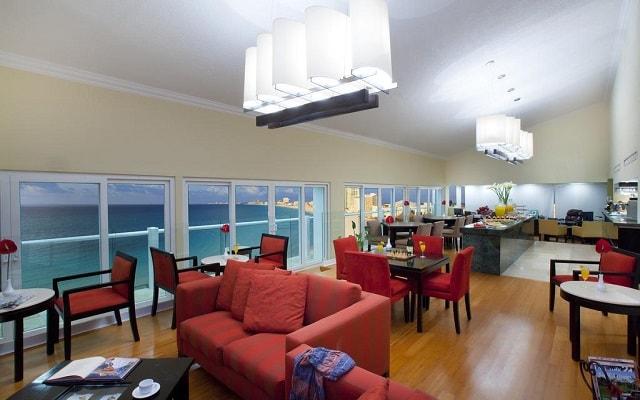 Hotel Krystal Cancún, sitio ideal para tus alimentos