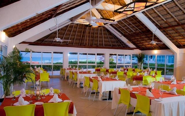 Hotel Krystal Cancún, buena propuesta gastronómica