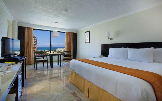 Hotel Krystal Cancún dispone de habitaciones con estilo contemporáneo