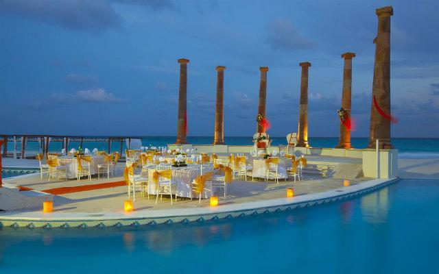 Hotel Krystal Cancún cuenta con áreas para eventos