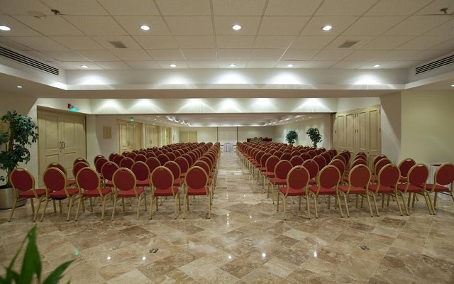 Hotel Krystal Cancún, salón de eventos