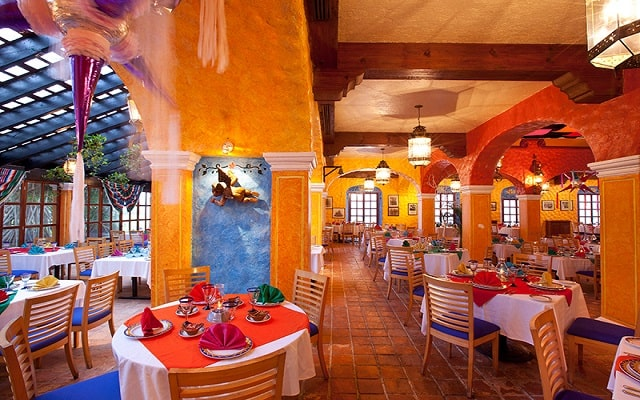 Hotel Krystal Club All Inclusive, escenario ideal para tus alimentos